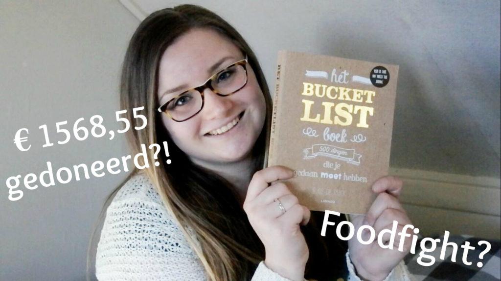 Het bucketlistboek
