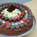 Nestléchoco-taart