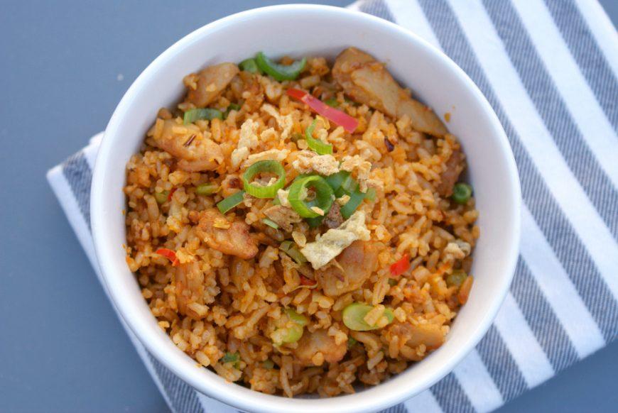 recept rijst
